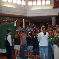 blessing for baptism anniversary