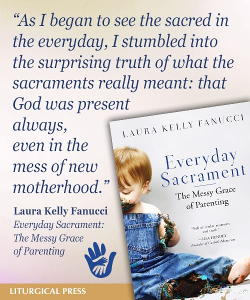 Everyday Sacrament - The Messy Grace of Parenting