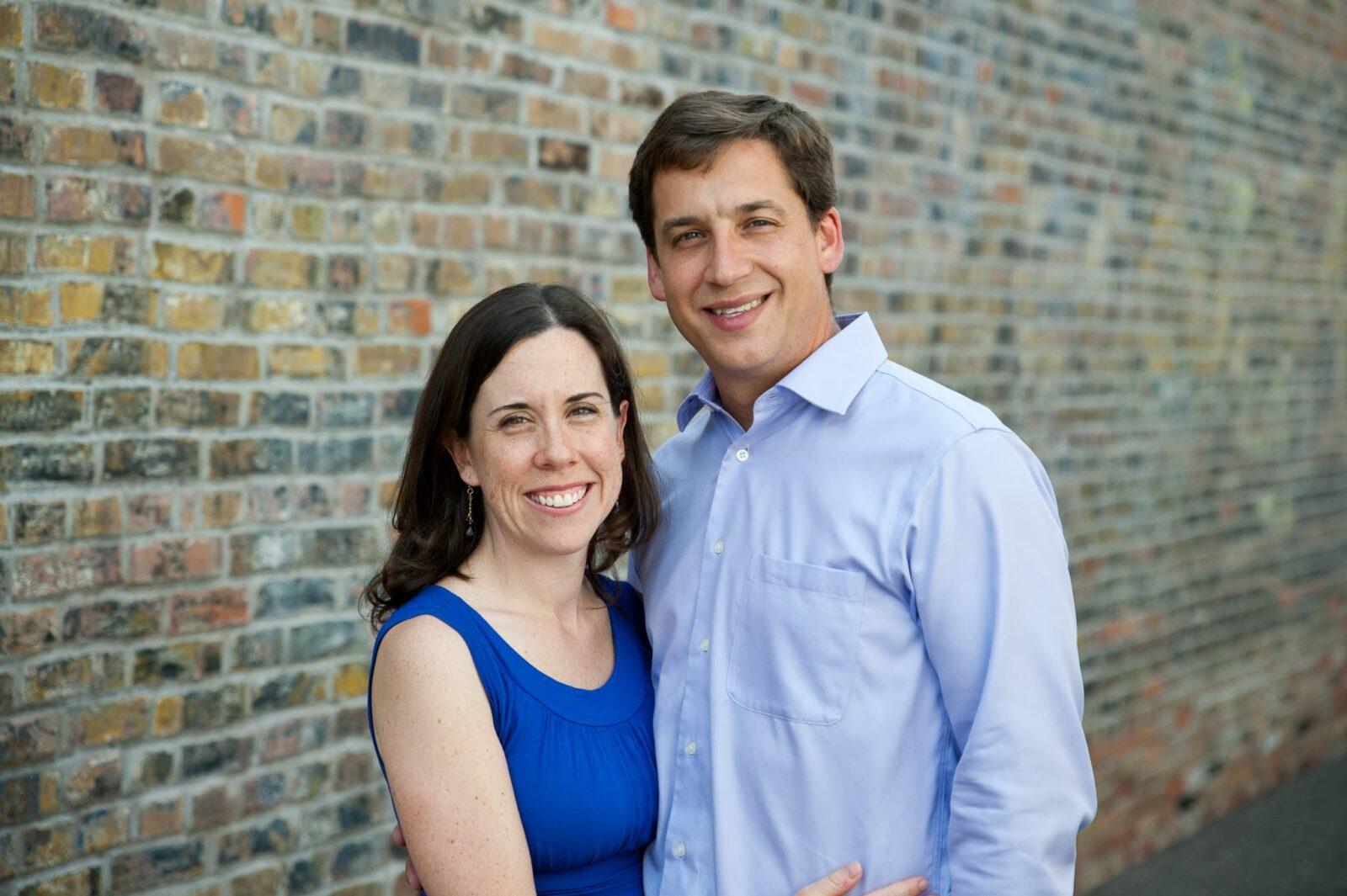 Laura Kelly Fanucci + Franco David Fanucci